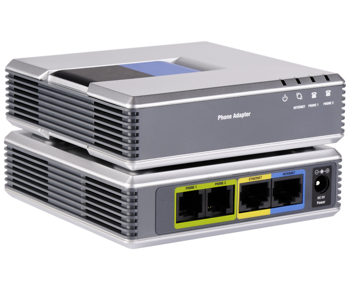 Cisco SPA2102 VoIP Adapter